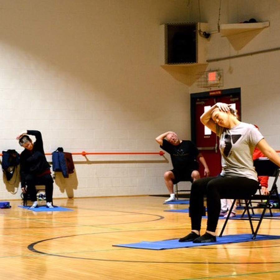 Silver Sneakers Helps Centre County Seniors Stay Active, Healthy