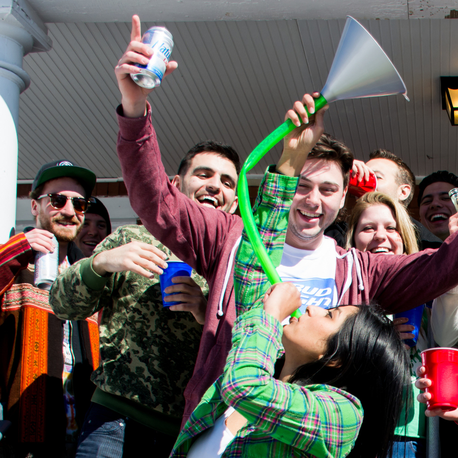 Police, University Look to Head Off State Patty's Day Problems