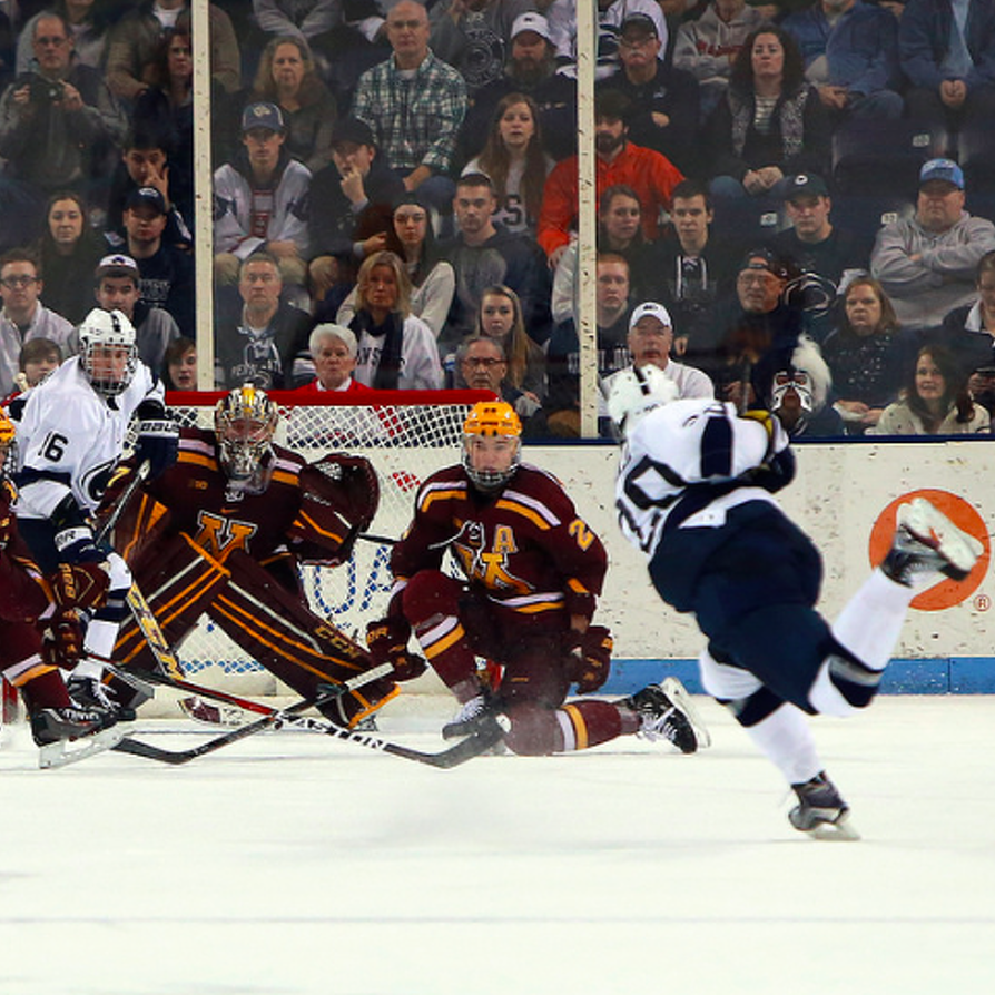 Penn State Hockey: Road To Postseason Begins Tonight In East Lansing