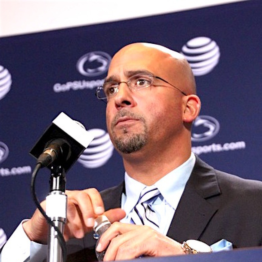 Penn State Football: JVP, OB, CJF and the BOT