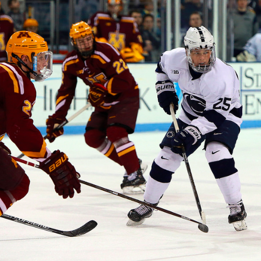 Penn State Hockey: Nittany Lions Hold Steady At No.11 With Second Place Finish In Sight
