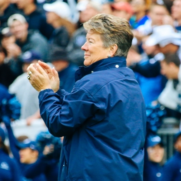 Penn State Athletics: Barbour One Of Four To Receive Yearly Honor