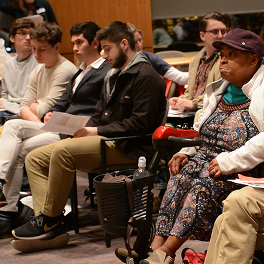 Students, Residents Discuss Immigration at State College Forum