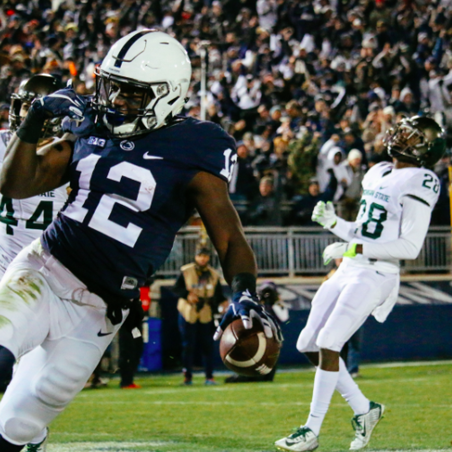 Penn State Football: Godwin Turns Heads With Strong Combine Outing