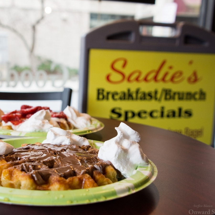 Made with Love: Sadie's Is Using Waffles to Create a New State College Tradition