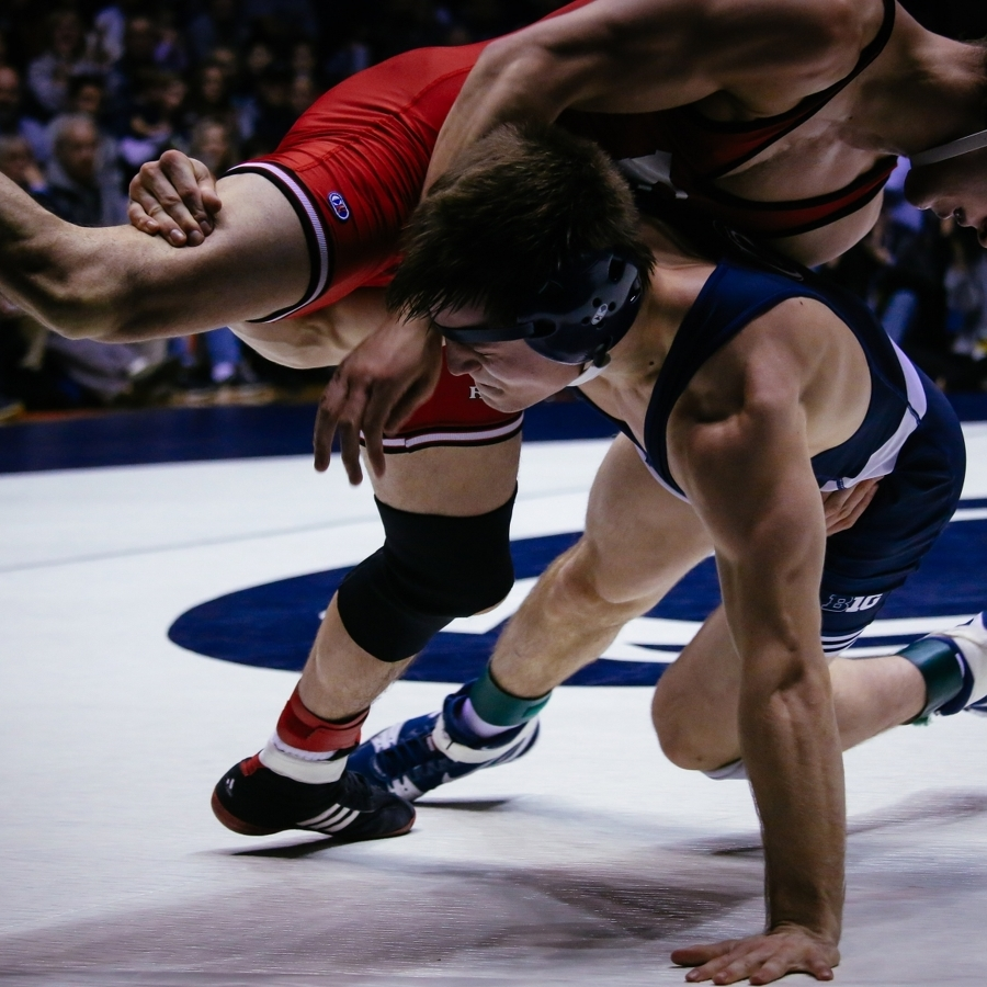 Penn State Wrestling Finishes Second at Big Ten Championships