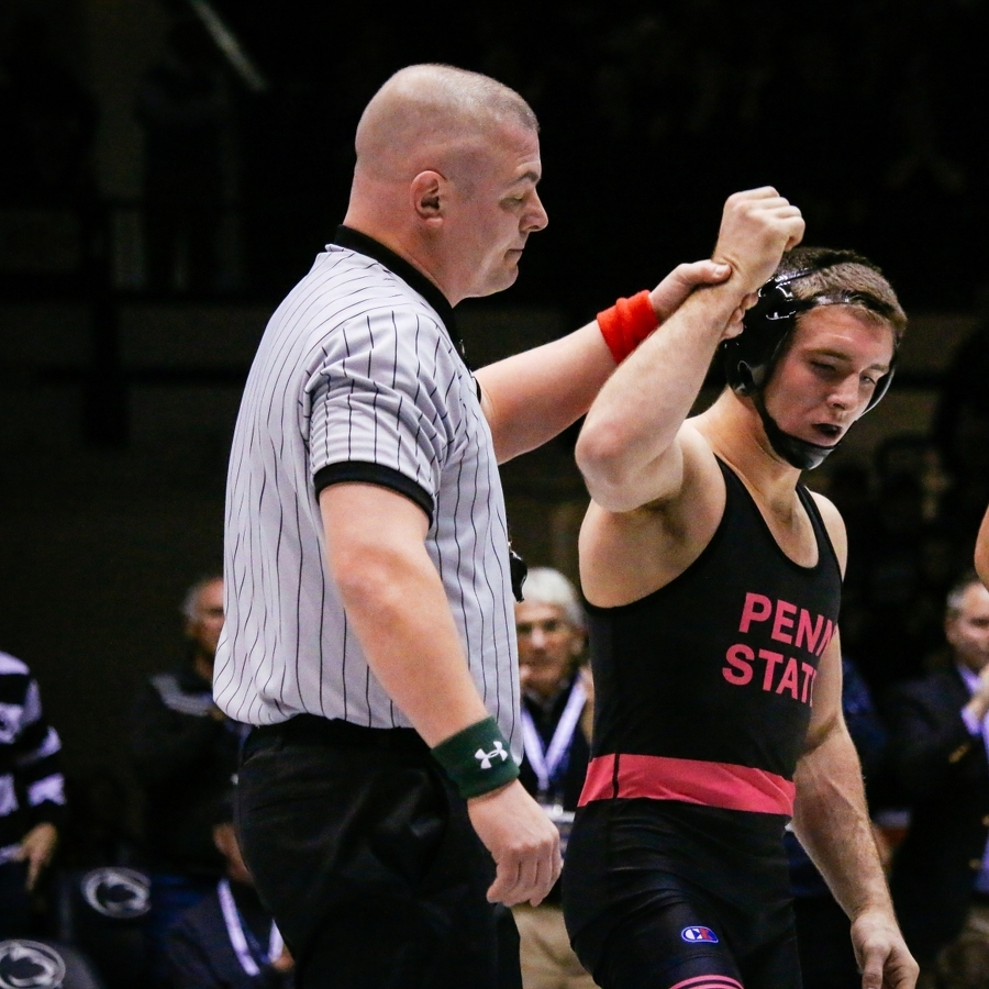 Penn State Wrestling Receives Two Top Seeds for NCAA Championships