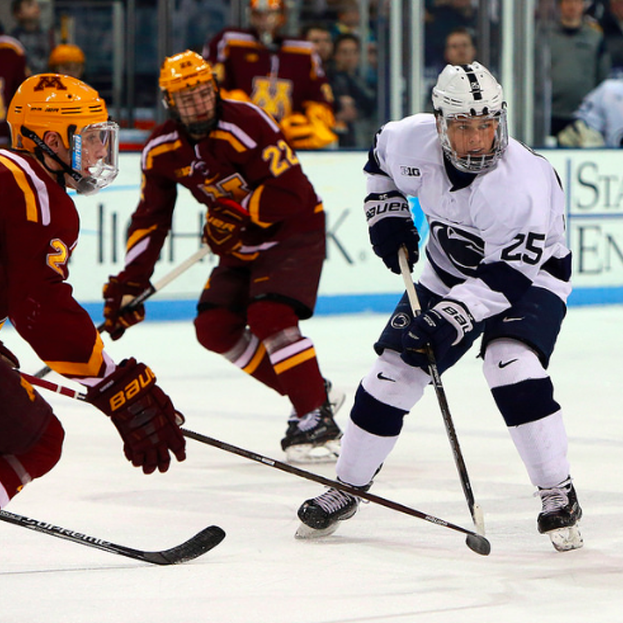 Penn State Hockey: Five Thoughts As Nittany Lions Swept By Michigan