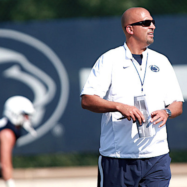 Penn State Football: The Text of James Franklin's Spring Practice Message