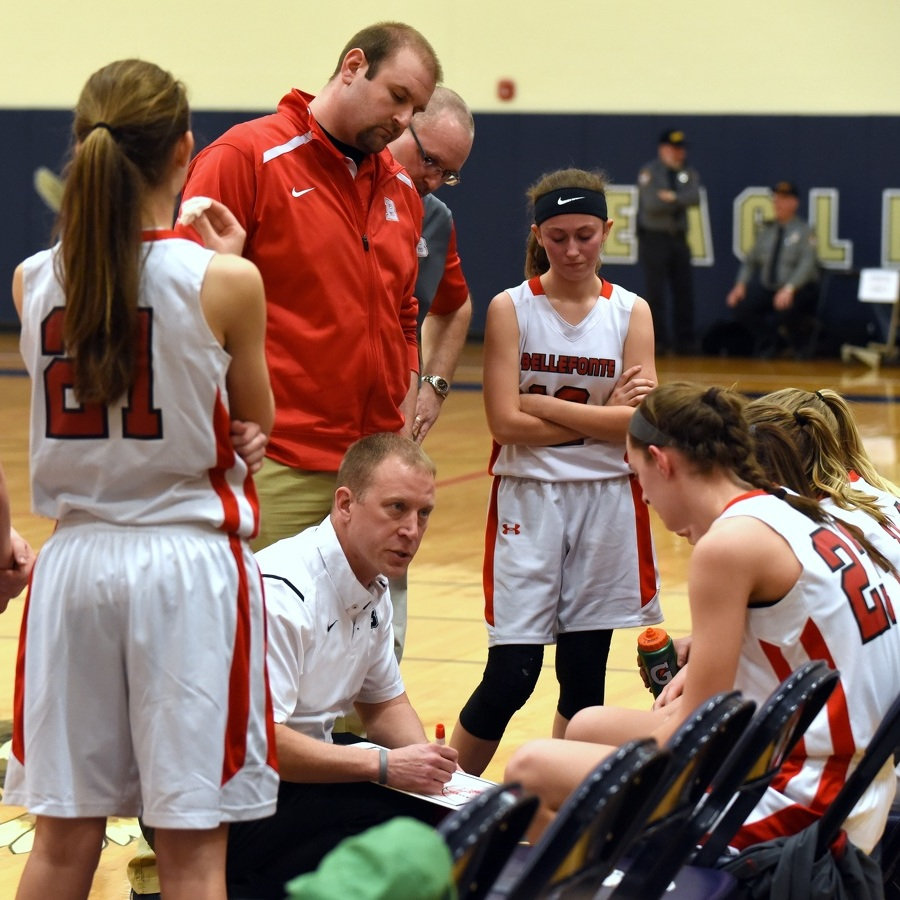 Despite loss, Bellefonte girls' basketball future looks bright