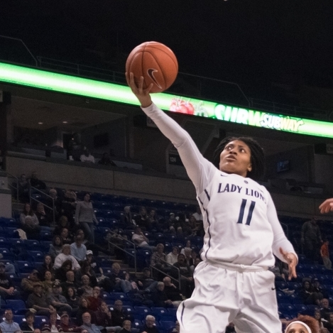 Lady Lions Cruise Past Fordham 70-51 in WNIT Second Round