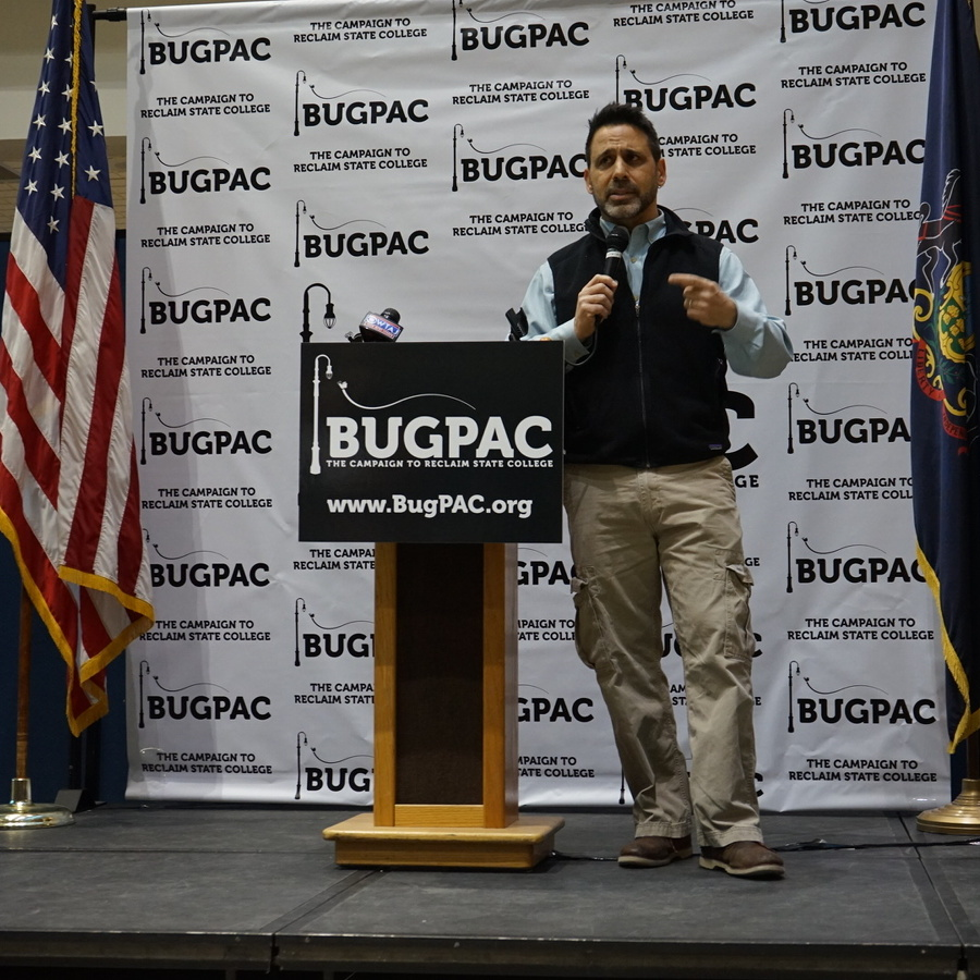Penn State Student Leaders Launch 'BugPAC' to Help Elect Endorsed Candidates for Borough Council, Mayor