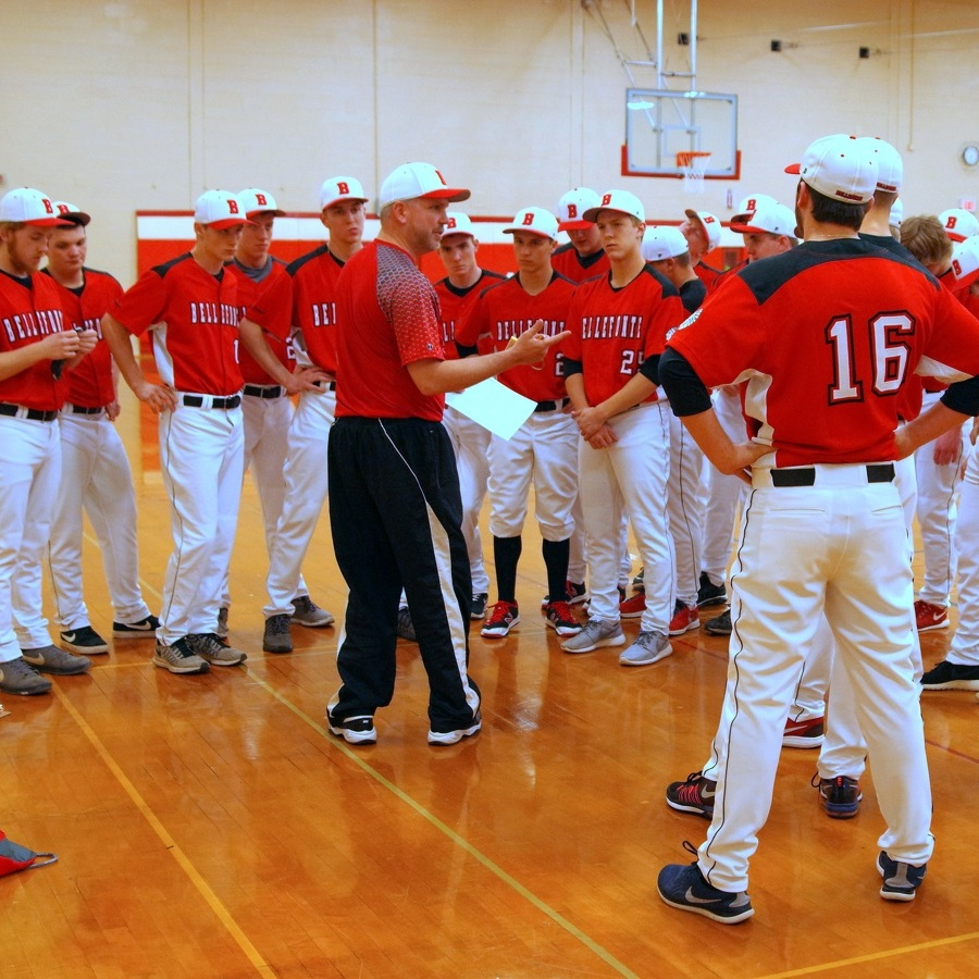 Bellefonte High baseball set to begin state title defense