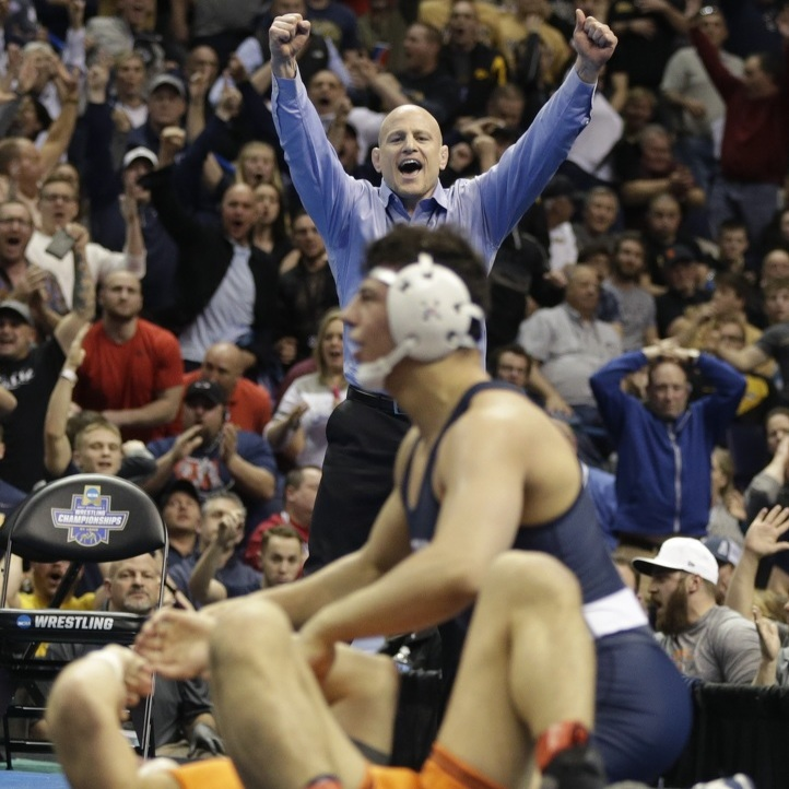 Penn State wrestling: after historic win, future looks even brighter