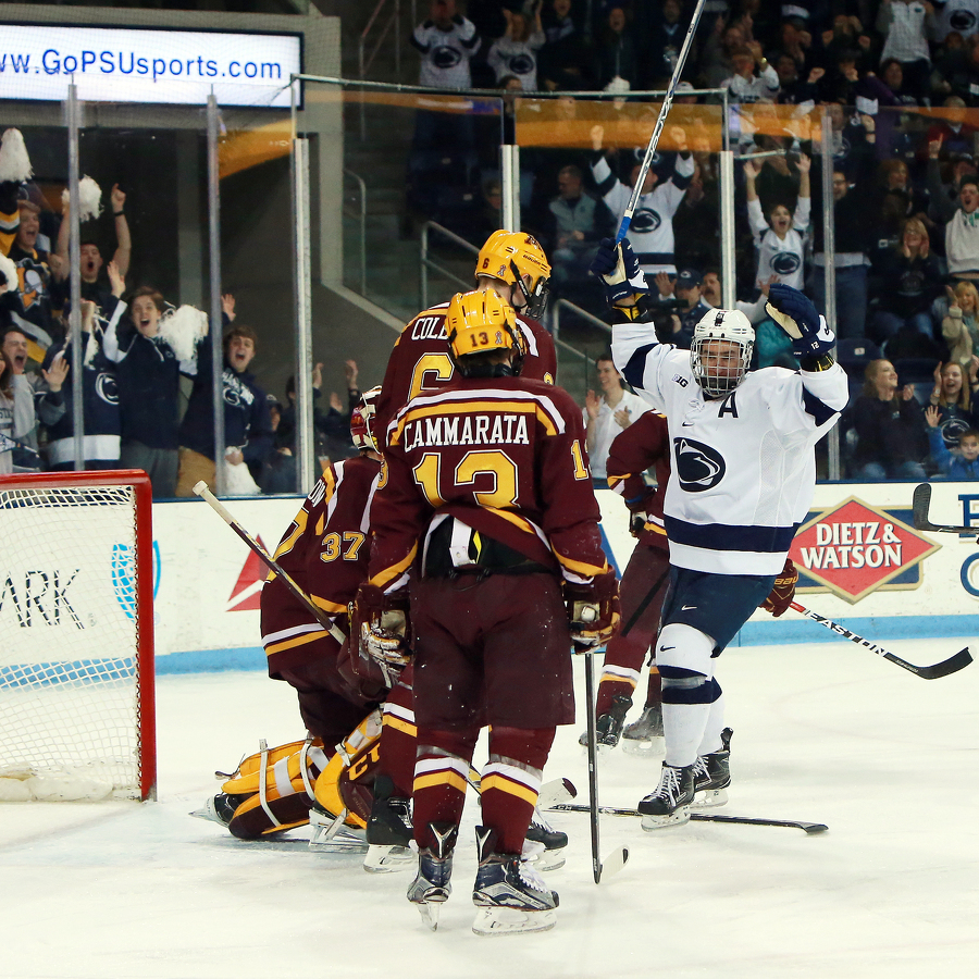 Penn State Hockey: Big Ten Network Profiles History As Nittany Lions Head To Tournament