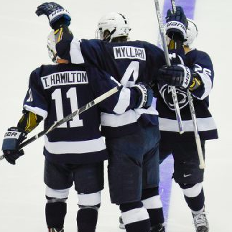 Penn State Hockey: Nittany Lions Obliterate Union 10-3 For First NCAA Tournament Win