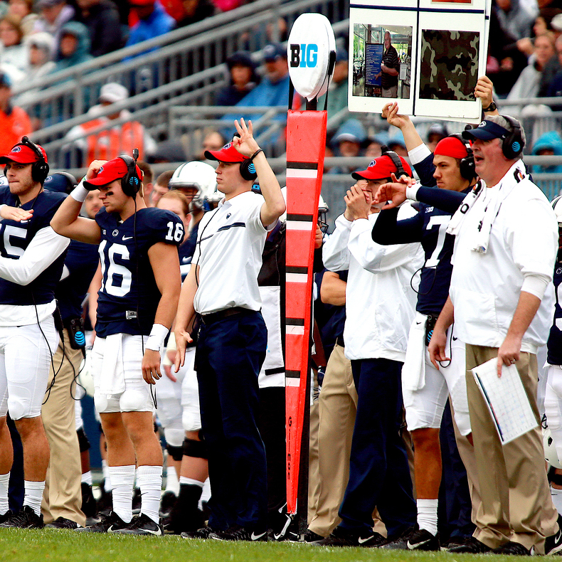 Football Dollars & Sense: Penn State Adds to its Growing Support Staff