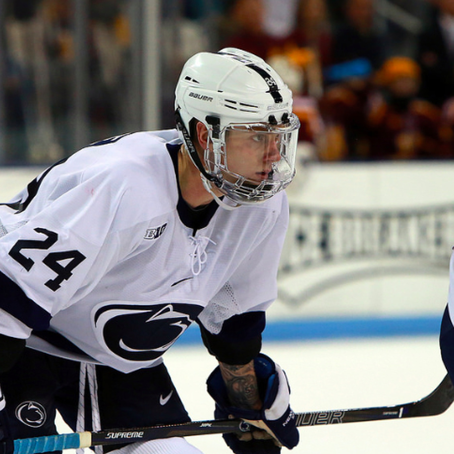 Penn State Hockey: Pedrie To Forgo Final Two Seasons, Signs Deal With New York Rangers