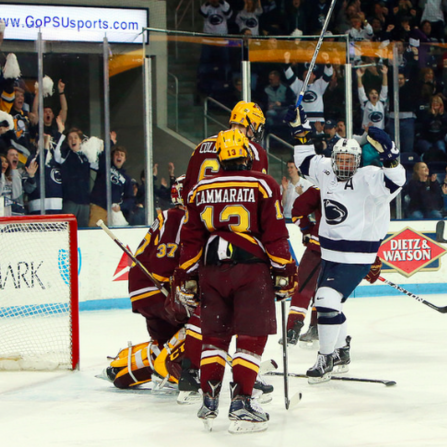 Penn State Hockey: After Historic Season, Program Looks Forward