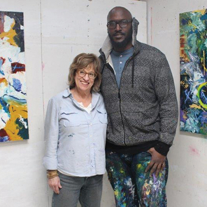 Artist of the Month: Melinda Curley