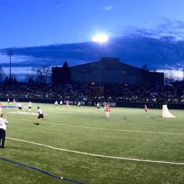 Lax Likely No. 1? It's a Penn State Thing
