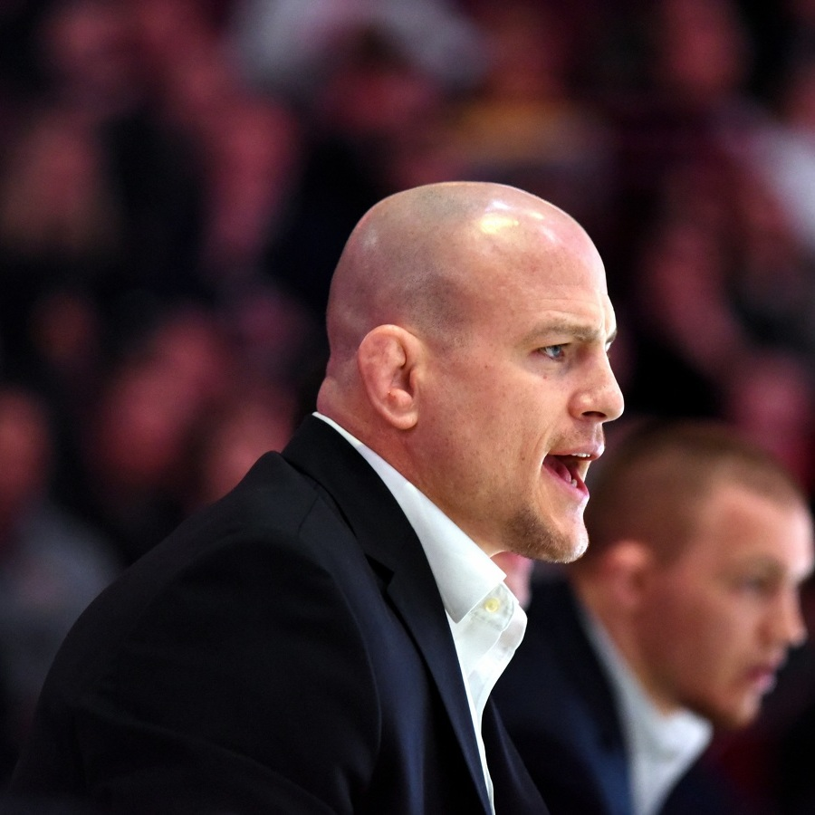 Penn State wrestling coach Cael Sanderson says there's 'something bigger' than titles