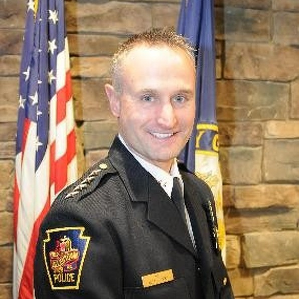 Penn State Names New Police Chief