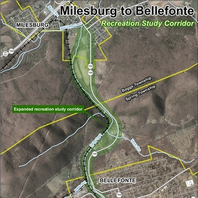 Consultant Picked for Bellefonte-Milesburg Trail