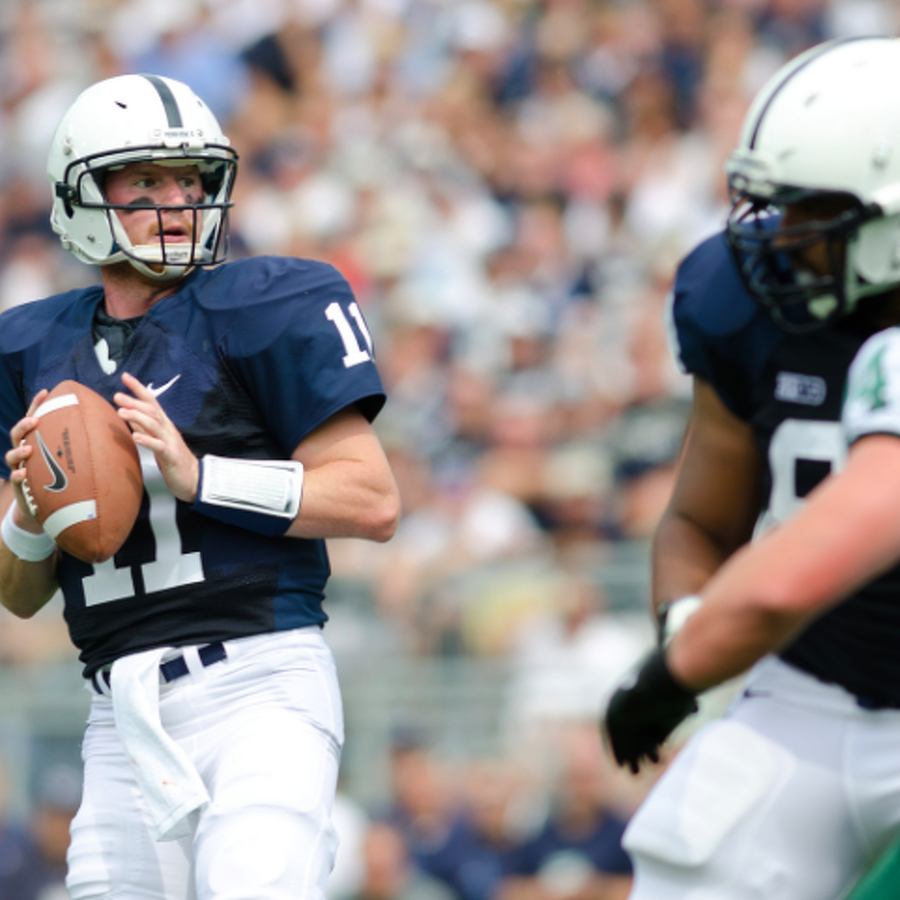 Penn State Football: Eagles Sign McGloin, Godwin To Visit