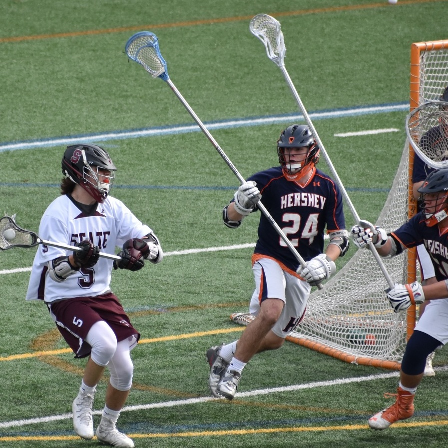 State College High boys' lacrosse aims to get offense untracked