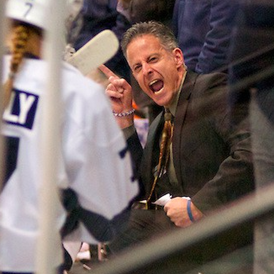 Penn State Women's Hockey Coach Josh Brandwene To Retire