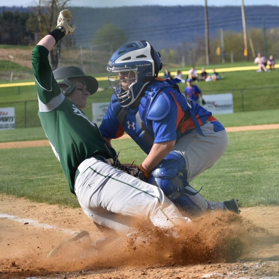Bryce Herman sharp, but St. Joseph's falls in pitchers' duel