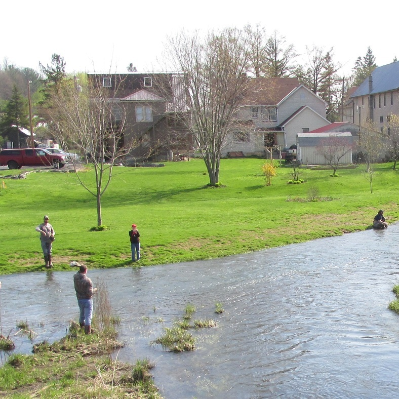 Penns Valley trout streams draw opening day crowds