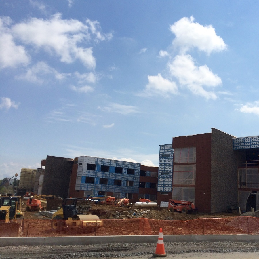 Progress Continues on State High Project