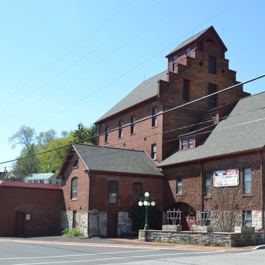 Gamble Mill Coming Back to Life Soon on Bellefonte Waterfront