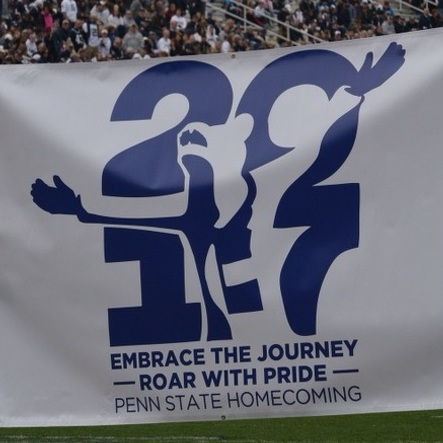 Penn State Homecoming 2017 Logo Revealed