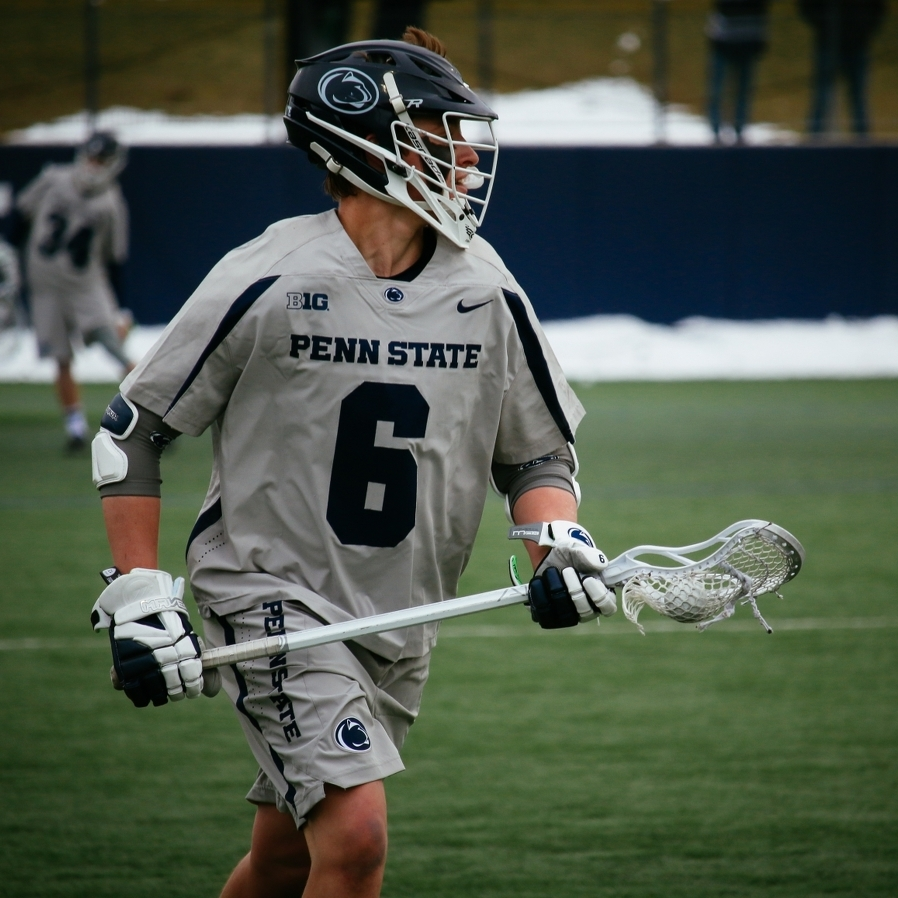 No. 9 Penn State Men's Lacrosse Defeats Rutgers
