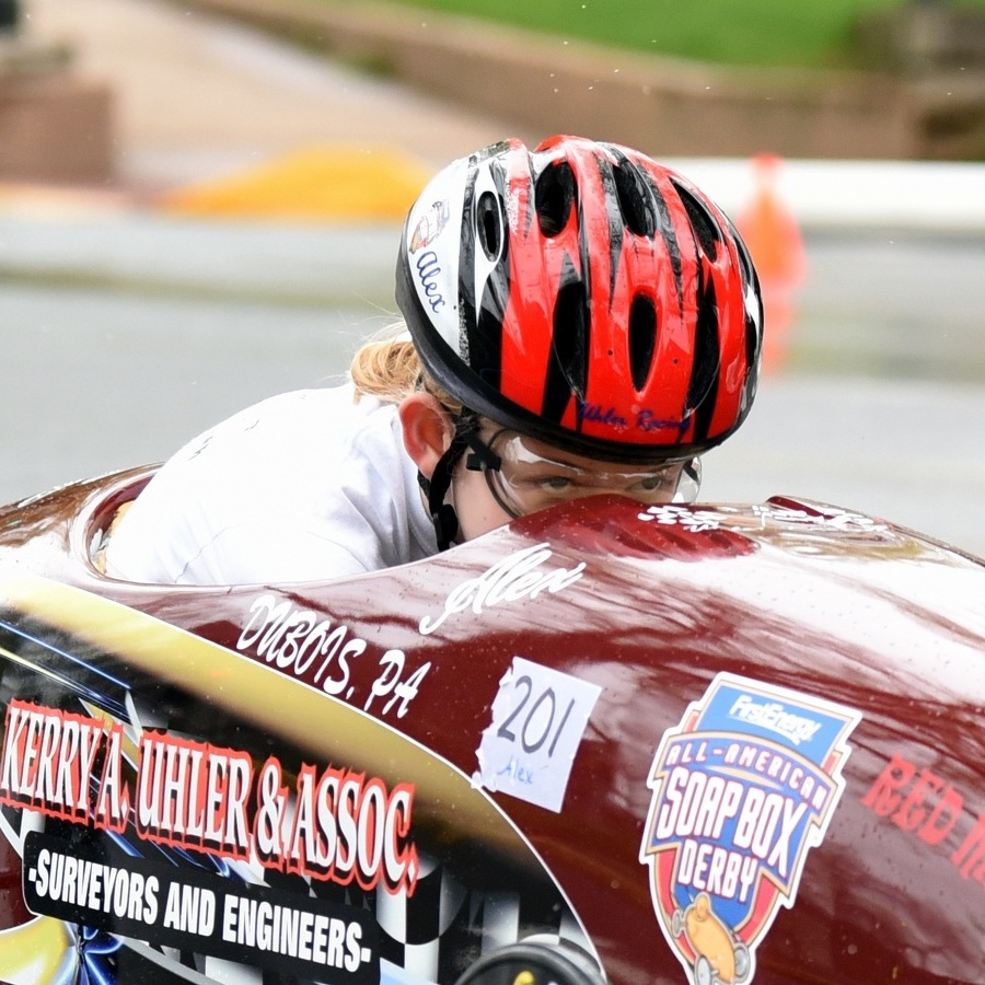 Soap box derby racers take to Bellefonte streets