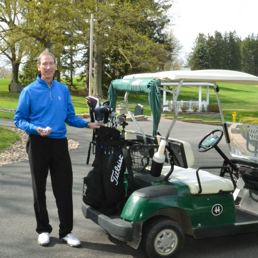Jeb Boyle carries on family golfing tradition at Centre Hills Country Club