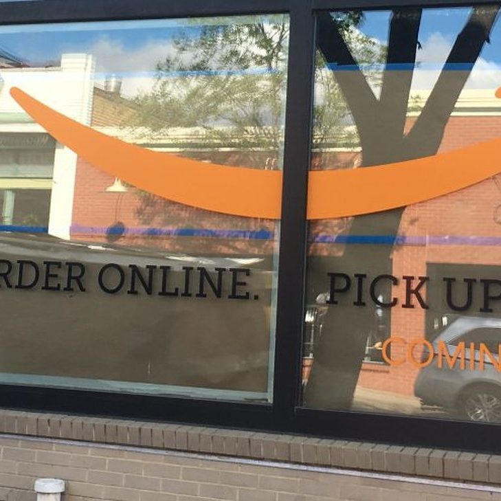 Amazon Pickup Location Coming to Allen Street