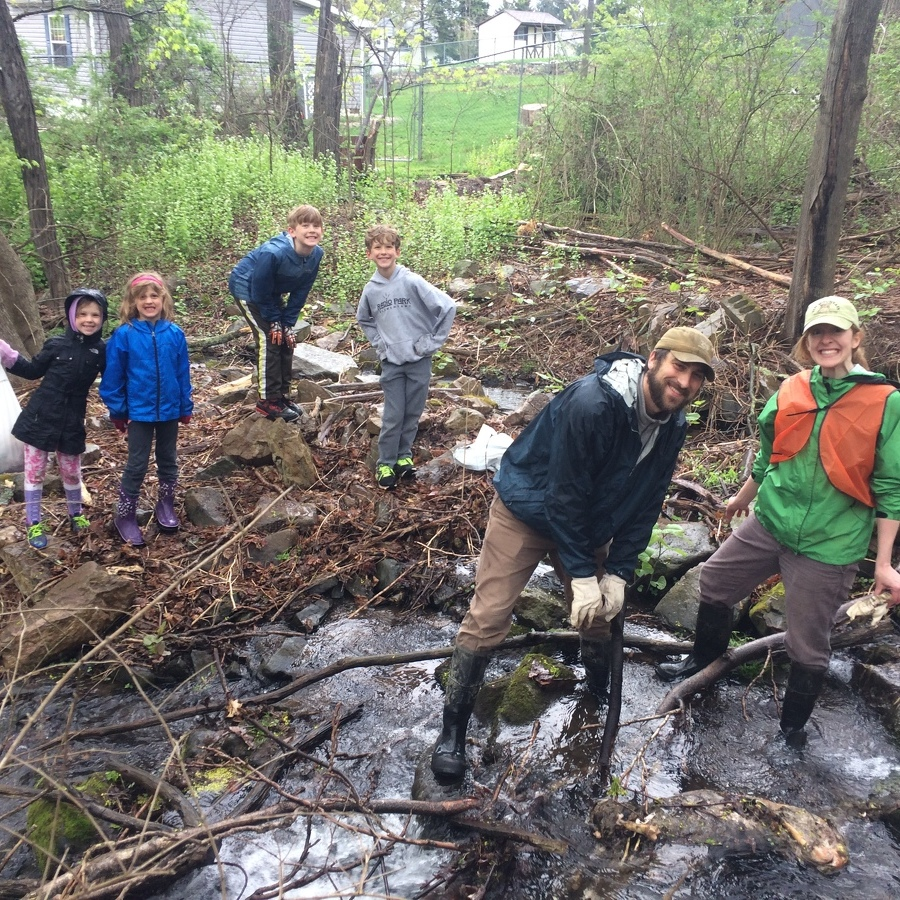 Volunteers Remove 38 Tons of Trash at Watershed Cleanup Day