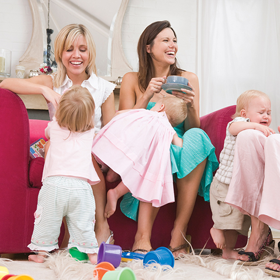 Living Well: Mommy Shaming