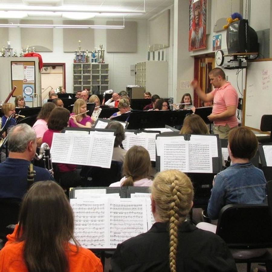 Bellefonte, Central PA Community Bands to Join in Concert