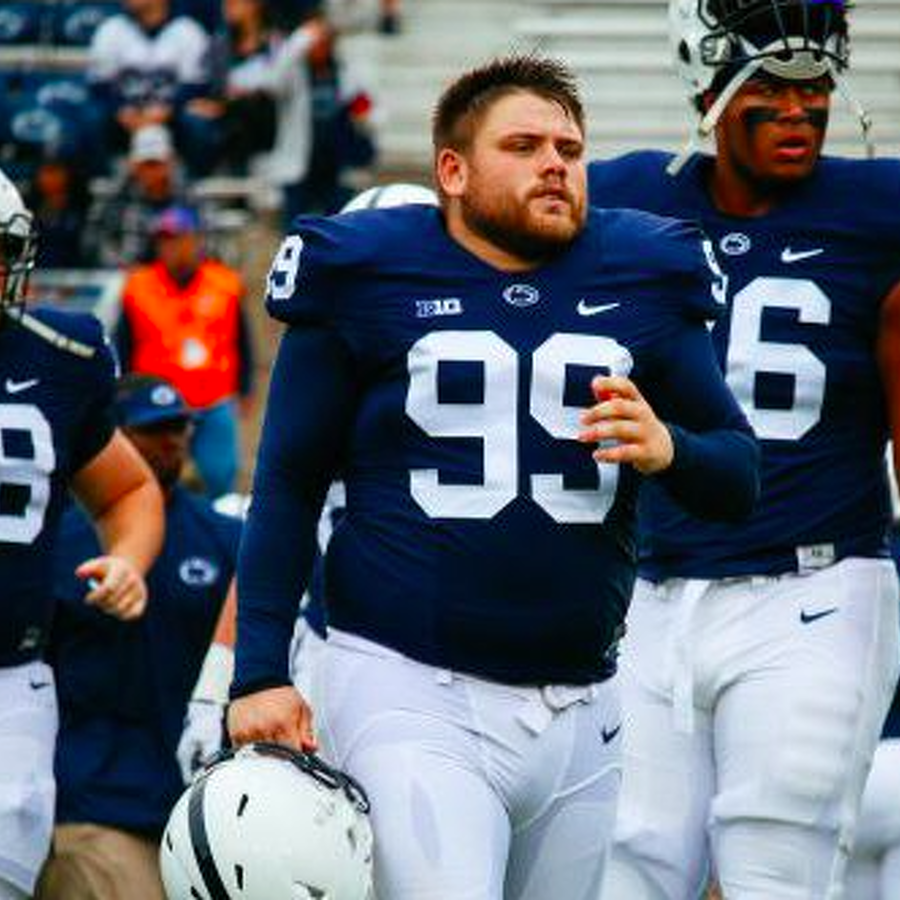 Penn State Football: Joey Julius Announces Return To Treatment Center For Eating Disorder