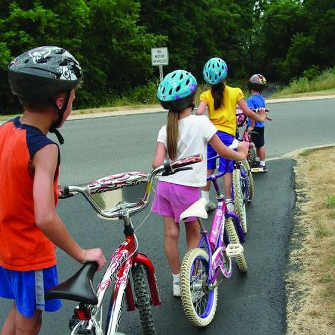 CRPR to Celebrate Kids to Parks Day
