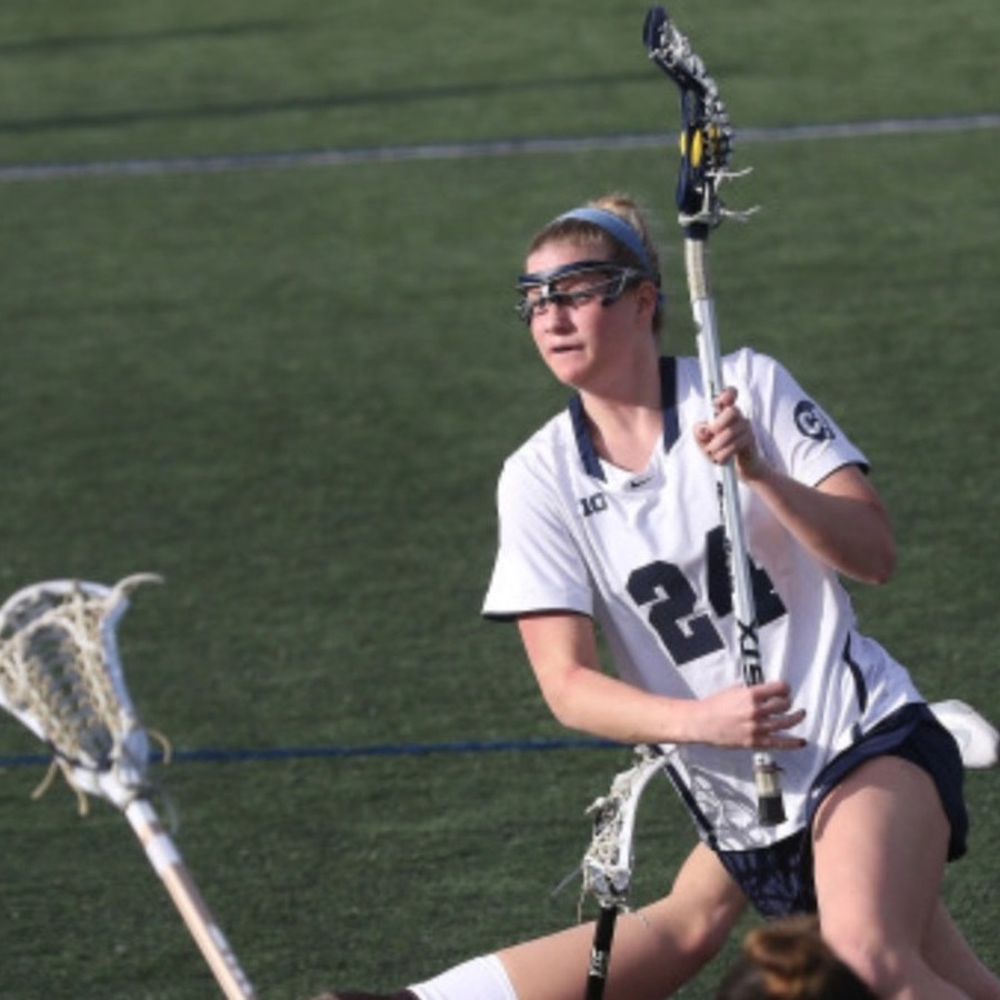 Penn State Women's Lacrosse Tops Princeton, Punches Ticket to Final Four