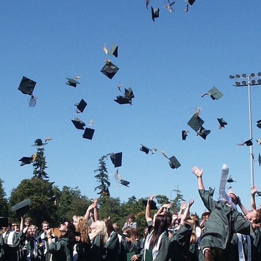 From PSU to NYU to UVM: A Commencement Road Trip