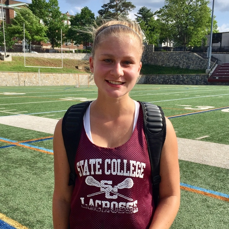 State College's Stahl to Compete in U.S. Lacrosse National Tournament
