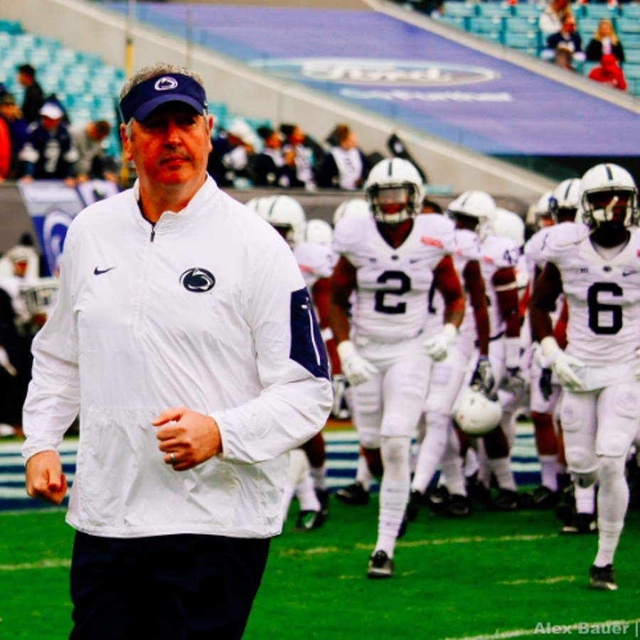 Penn State Football: Season Opener Set For Noon Kick On ABC