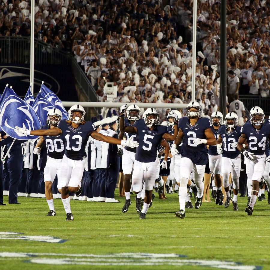 Penn State Opens Double-Digit Favorite Over Pitt And Michigan